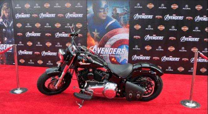 Harley Davidson Slim