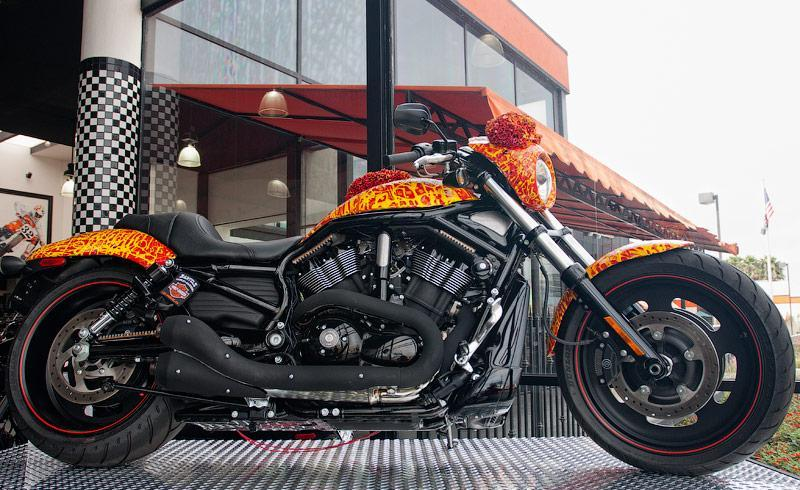 Most Valuable Harley Davidson Motorcycle