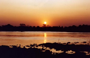 Zambezi-Sunset