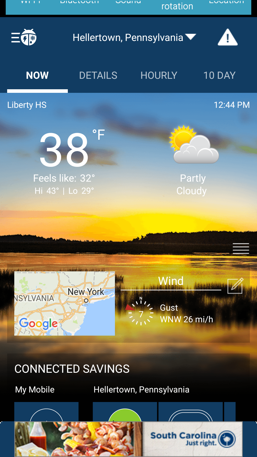 Weather On The Go - WeatherBug App review    Zen Motorcyclist®